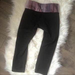 lululemon athletica Pants - ❤️1 Day Sale❤️Lululemon Wunder Under Crop Mauve